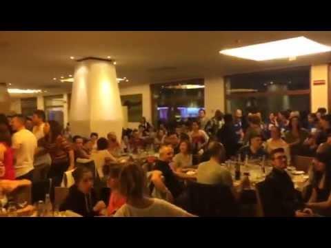 cena con musica dal vivo al Cubania Total