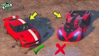GTA 5 ONLINE UFFICIALE L'AUTO PIÙ VELOCE DI GTA ONLINE !!! GTA 5 ITA SPEED TEST !!!