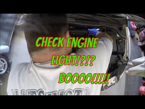 2010 VW CC R-Line TSI Engine DIY PCV Valve Replacement! Mileage Unknown Ep30