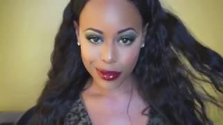 Jewel Tones ~ Emerald  Full Face Tutorial