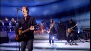 The Verve - Lucky Man, live with JH