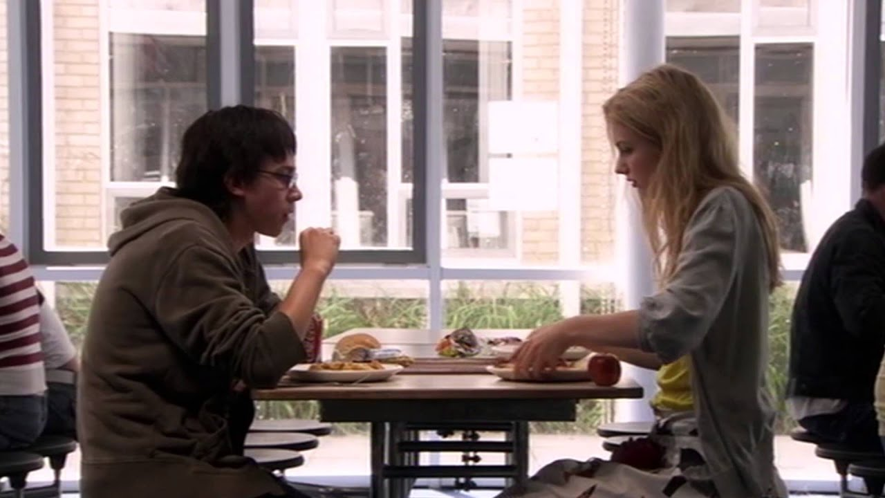 Download Cassie Teaches Sid How Not To Eat - Skins - Jack Clough's Top 5 Moments