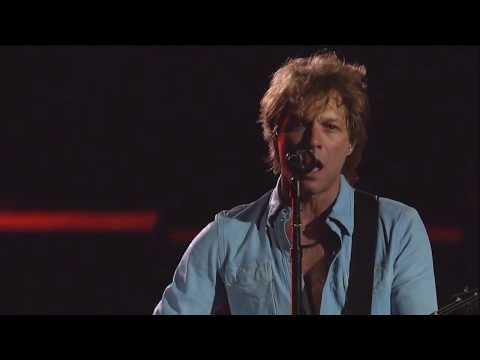 Bon Jovi - Something For The Pain - The Circle Tour - Live From New Jersey 2010