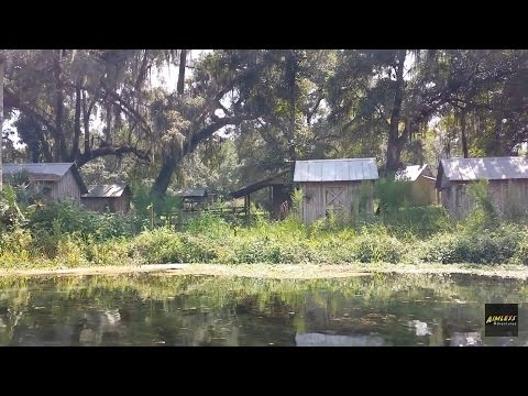 Abandoned Theme Park / Fort King - Silver Springs Florida