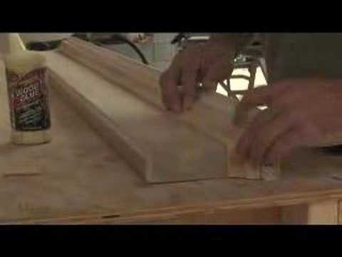 Dress up doors and windows with a pediment youtube for Interior window crossheads
