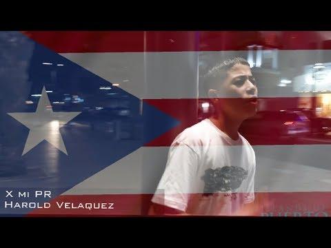 Harold Velazquez - X Mi PR 🇵🇷 (Video Official) Rap Cristiano 2019 -ESTRENO!!