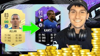 FASTEST WAY TO MĄKE COINS IN FIFA 21!
