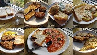 12123/12124 Deccan Queen Dining Car Food : India's Best Train Food : Indian Railways