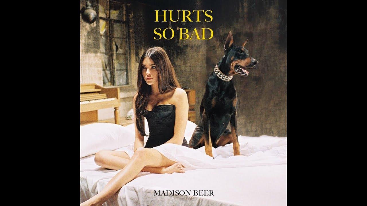 Hurts Like Hell Roblox Id Madison Beer Hurts So Bad Audio Madison Beer Youtube