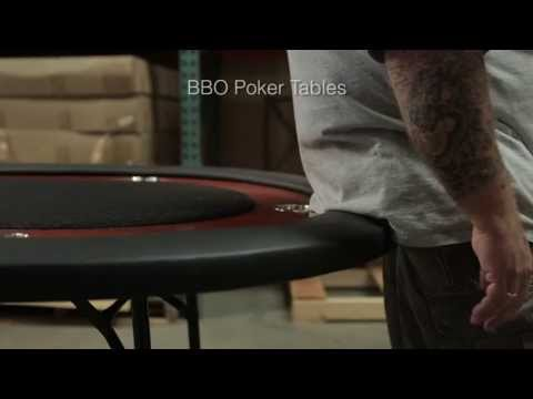 That Awkward Moment When Poker Tables Meet, In Real Life...