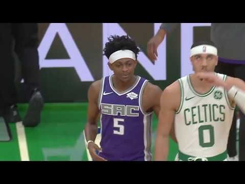 Sacramento Kings vs Boston Celtics : March 14, 2019