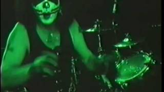 KISS - Peter Criss Drum Solo / God Of Thunder Part II - Toledo 1997 - Reunion Tour