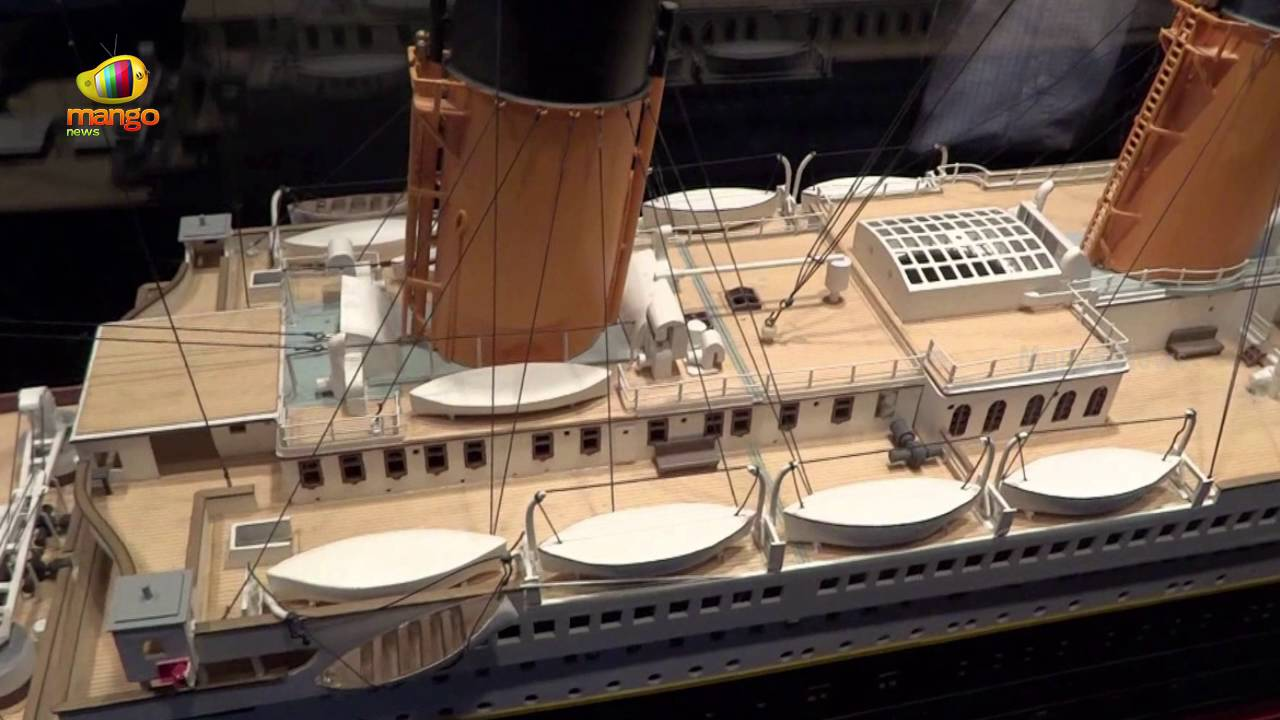 Exclusive Pictures Titanic Ii To Be Safest Cruise Rms