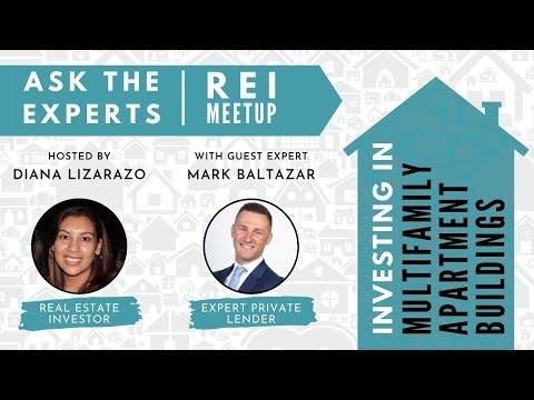Mark Baltazar (Expert Private Lender) on REI Meetup - Ask th