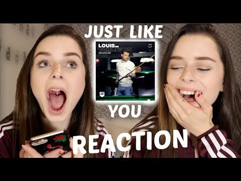 LOUIS TOMLINSON JUST LIKE YOU REACTION