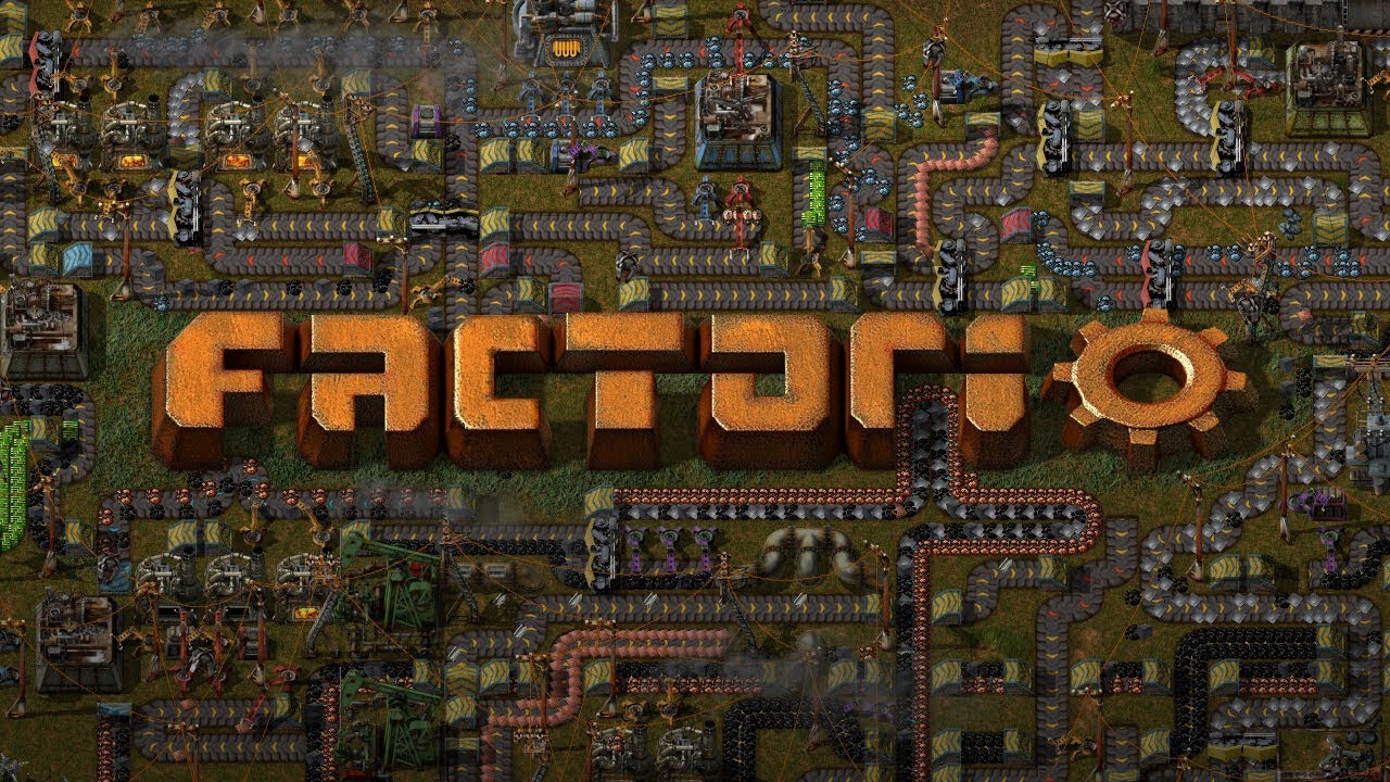 UNO plays Factorio #1 -  First steps level2