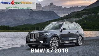BMW X7 2019 Car Review