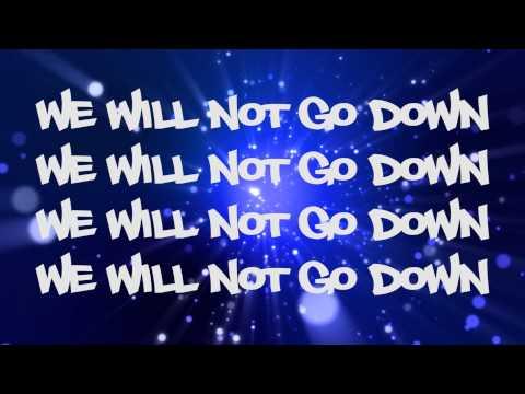 Compact Disco  We Will Not Go Down Lyrics HD