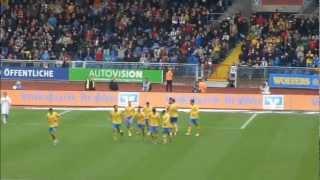 Eintracht Braunschweig vs VfL Bochum - Saison 2012/2013 - Impressionen - Alle Tore