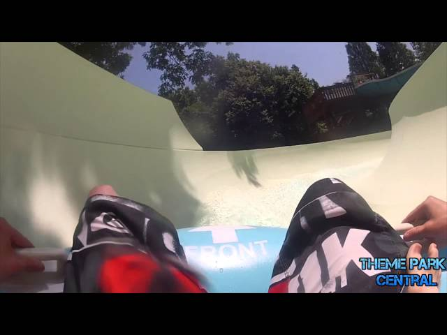 HD POV - Wild Thang @Water Country USA