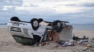 TORNADO UND HAGEL: Sechs Touristen sterben bei Unwetter in Griechenland