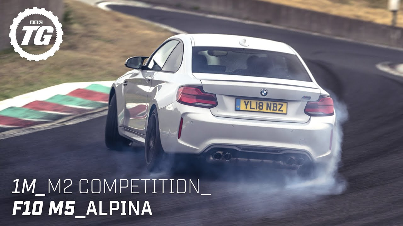 Chris Harris drives... Best of BMW: 1M, M2, Alpina, F10 M5, M2 Competition | Top Gear