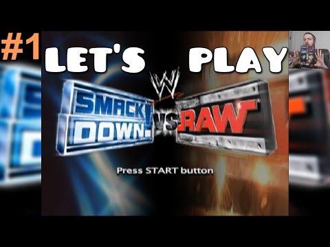 WWE SmackDown! vs. Raw: Season Mode - Part #1