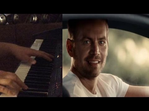 See You Again Piano Instrumental