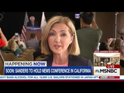 MSNBC camera guy snaps