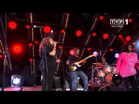 Wish I Didn't Miss You - Angie Stone Live In Warsaw
