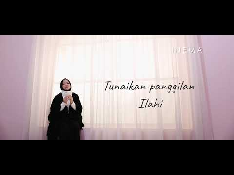Download  SABYAN - ALLAHUMMA LABBAIK |  LYRIK  Gratis, download lagu terbaru