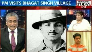 News Today At Nine: PM Pays Tribute To Bhagat Singh On Martyrs Day