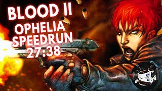 Blood 2 (Ophelia) Speedrun in 27:38 [Personal Best]