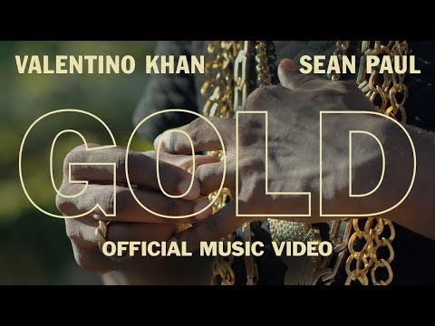 Valentino Khan – Gold ft. Sean Paul