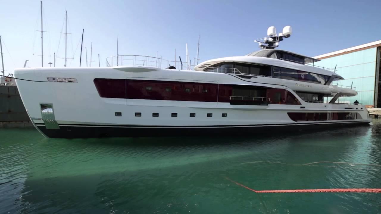 Motor Yacht QUINTA ESSENTIA Yacht 55m 180 YouTube
