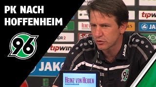 Video Gol Pertandingan Hannover 96 vs TSG 1899 Hoffenheim