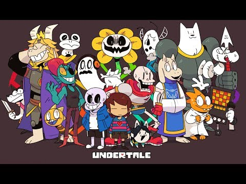 мод The Mercy Of Undertale скачать - фото 4