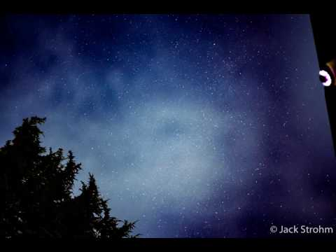 High Resolution of Stars in the Sky over San Leandro