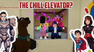 Roblox: L'ascenseur FROID?!