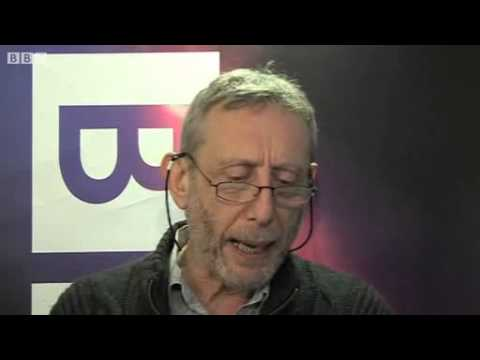 (SOURCE) Michael Rosen introduces Mulberry School Olympic drama