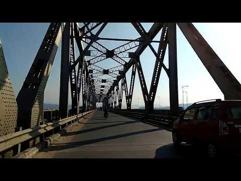 শৰাইঘাট দলং, গুৱাহাটী,  Brahmaputra River Bridge In Guwahati