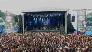 Eluveitie - Helvetios live Masters of Rock (2014)