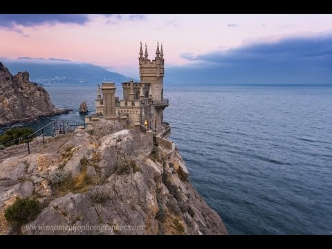 Beautiful Places And Sights Of Crimea Russia Attractions And Travel Youtube