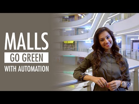 A Trip To India's Most Eco-Friendly Mall | Automation Anywhere | Green Buildings
