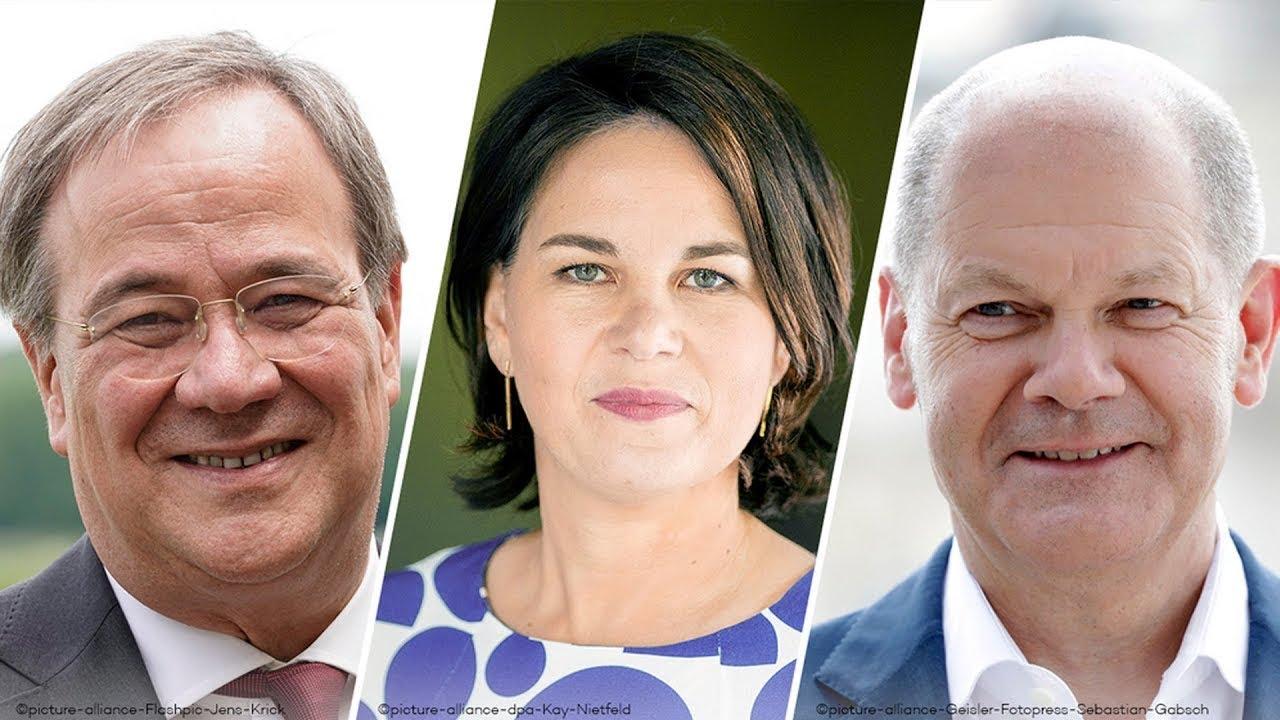 Download Das TV Triell mit Annalena Baerbock, Armin Laschet und Olaf Scholz   ProSieben