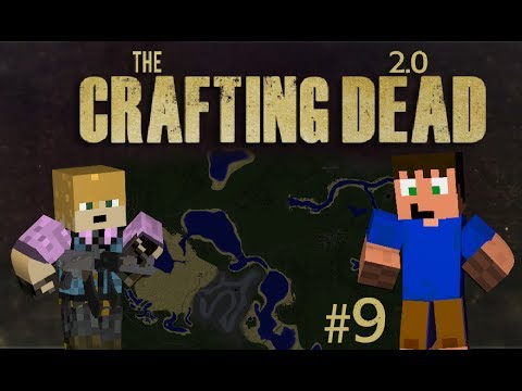 the crafting dead mod minecraft crafting dead ep 9 reunited dayz in 5576