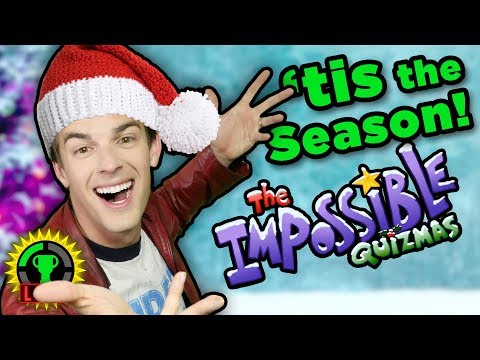 A Brand New Impossible Quiz?!   The Impossible Quizmas Christmas Miracle