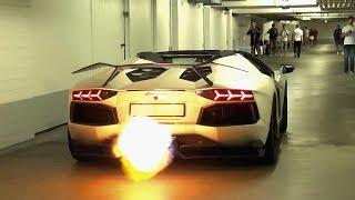 Разыграли Lamborghini Aventador за 1.150.000$!