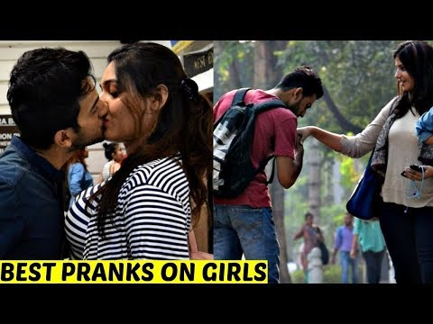 Beggar Prank On 'GIRLS' With A Twist | Pranks In India 2018
