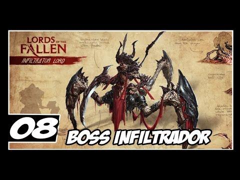 Lords of The Fallen - Detonado #8 Boss Infiltrador - Legendado PT-BR [PS4]